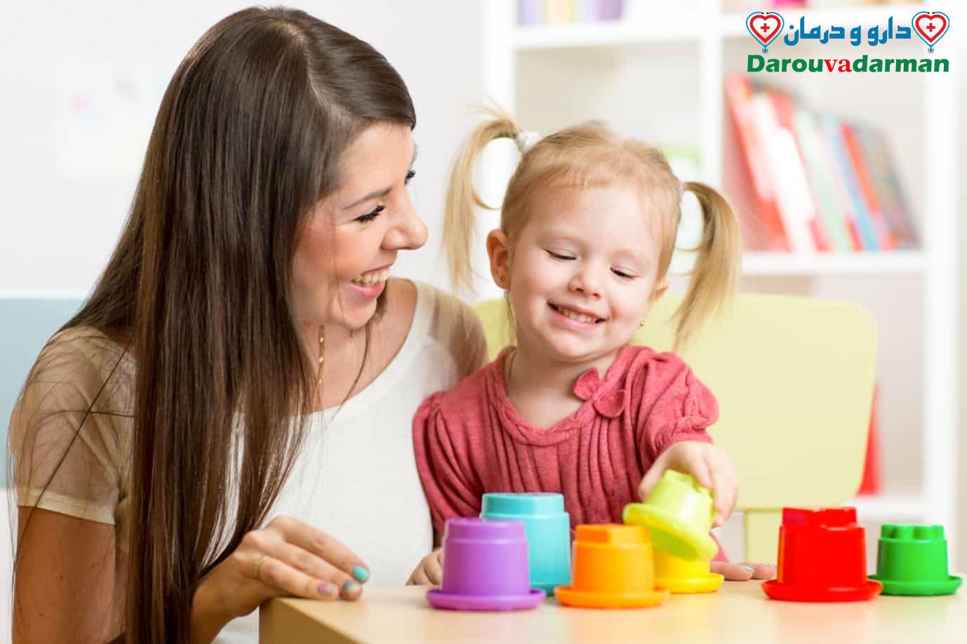 آپراکسی در کودکان(اختلات گفتاری) چیست؟