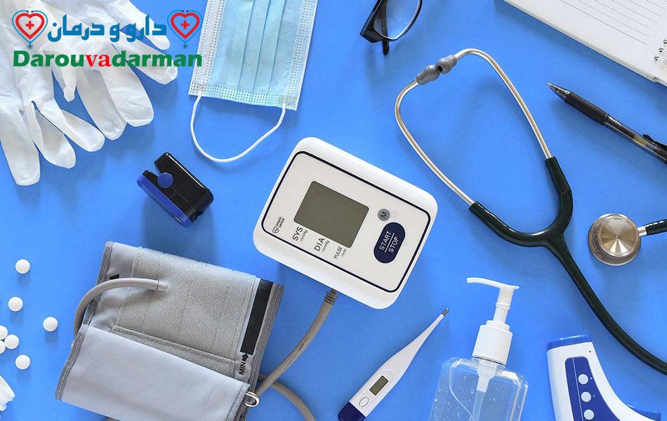 وسایل و ابزارهای معاینه پزشکی را بیشتر بشناسیم